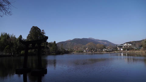 lake sky ビデオ