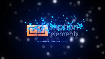 Snow logo After Effects Template