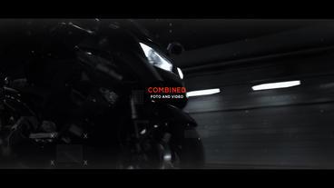 Hybrid Opener Premiere Proテンプレート