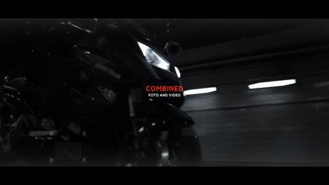 Hybrid Opener Premiere Pro Template