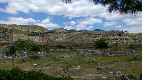 Heropolis near Pamukkale135150 2 Footage