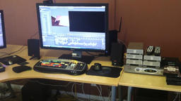 4K Editing Setup Archivo