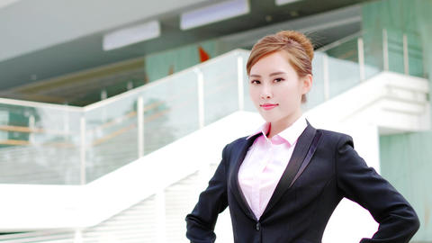 beauty business woman Live影片