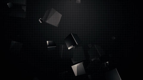Cubes Background Animation