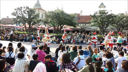 Tokyo Disneyland 1 Footage