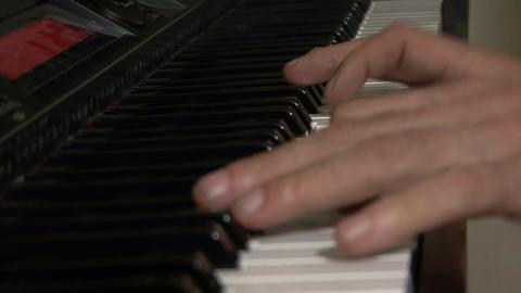 Piano Player Image