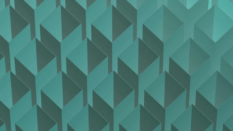 Seamless pattern in retro style Animation