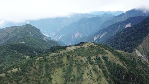 DJI MAVIC 4K Taiwan Nantou Aerial Drone Video Shishui Lulin Yushan Mountain Image