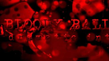 Bloody Ballad Intro Apple Motion Template