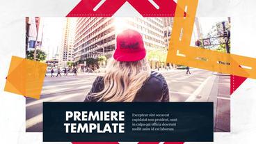 Grunge Fashion - Promo Premiere Pro Template