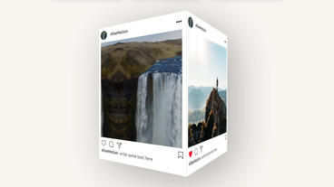 Instagram Promo After Effects Templates