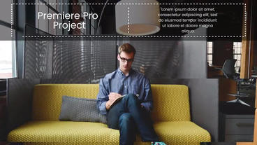 Corporate Promo Premiere Pro Template