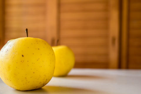 Two apples 2 Foto