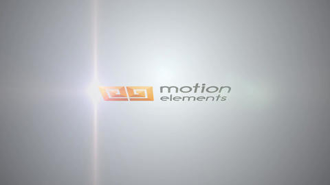 3D Rotating Particle Logo Reveal After Effects Template