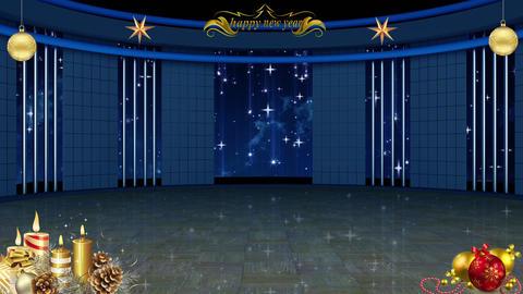 New Year 05-Virtual Background Loop ライブ動画