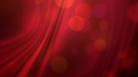 Fractal red orbs Live Action