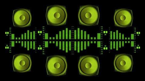 Spectrum speaker set Live Action