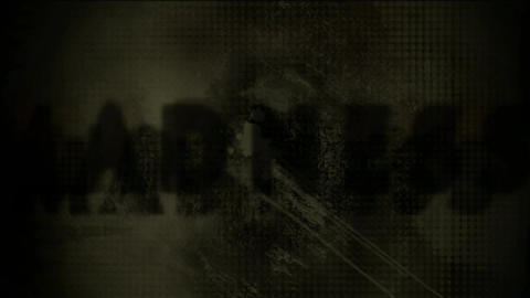 Madness Intro stock footage