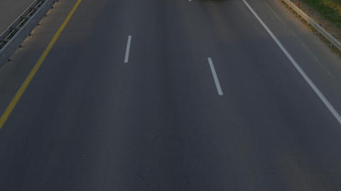 4K Ungraded: Trucks on Road / Truck Trailers / Industry Trucking Live Action