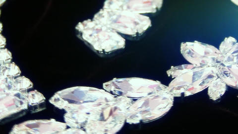 Diamond Necklace Footage