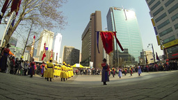 korea palace 서울 Filmmaterial