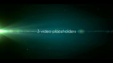 Elegant Trailer stock footage