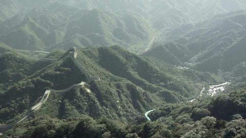 The Great Wall of China at Badaling Live Action