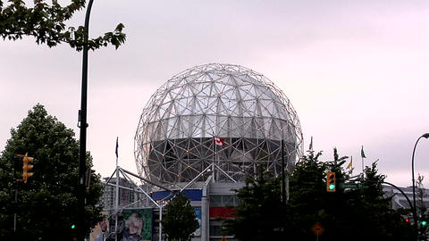 Telus-World of Science Vancouver Footage