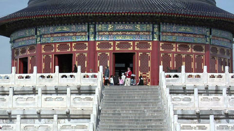 Temple of Heaven Live Action