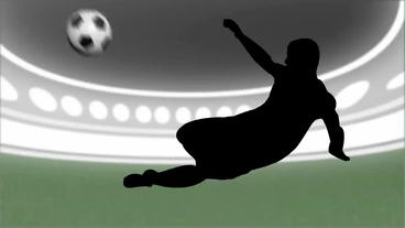 Soccer Logo Reveal After Effects Template