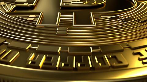 Bitcoin Macro CG動画素材