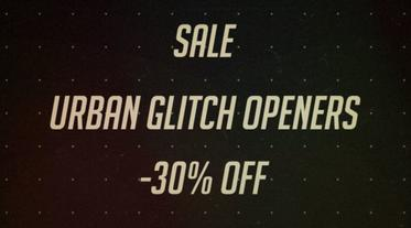 Glitch Bundle After Effects Template