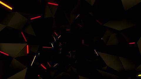 Space Rays 4K 01 Vj Loop CG動画素材