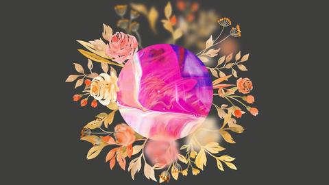 flower planet Image