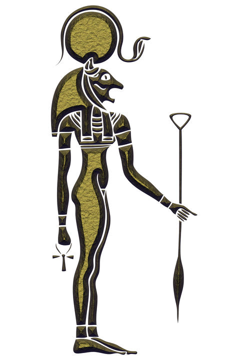 Bastet - Goddess of ancient Egypt フォト
