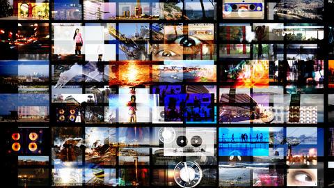 Multimedia02 stock footage