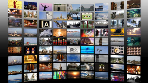 multimedia07 Stock Video Footage