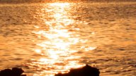 Ibiza Sunset04 stock footage