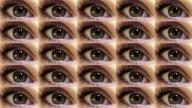 Seanna Eye02 stock footage