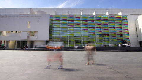 macba01 Stock Video Footage