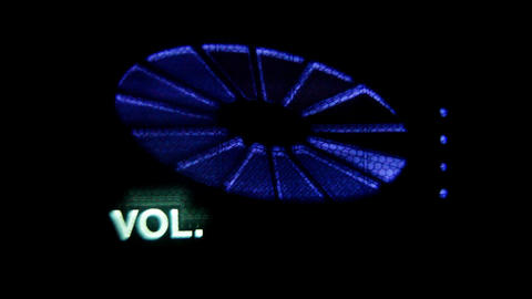 volume disc00 Stock Video Footage