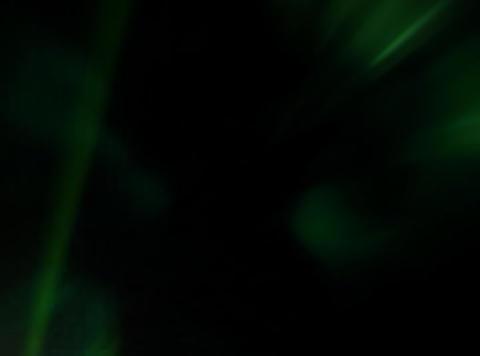 Green Background : VJ Loop 147 Animation