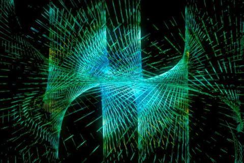 Particles : VJ Loop 365 Stock Video Footage