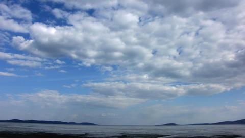 Landscape timelapse Stock Video Footage