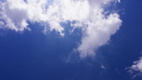 Sky Cloud 110804 A HD Stock Video Footage
