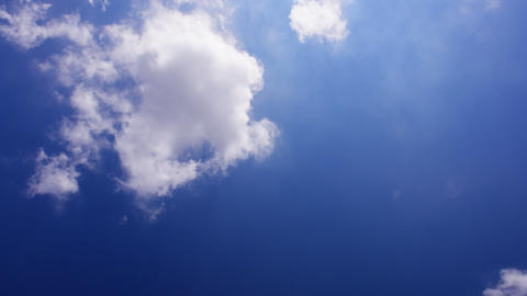 Sky Cloud 110805 B HD Stock Video Footage