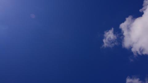 Sky Cloud 110805 D 2 HD Stock Video Footage