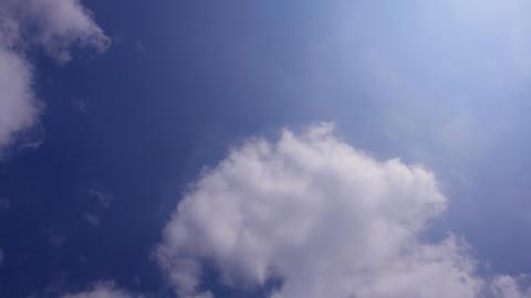 Sky Cloud 110809 A 1 HD Stock Video Footage