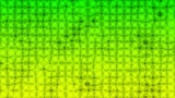 Green Yellow dots Animation