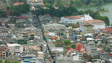 Kandy, Sri Lanka Stock Video Footage